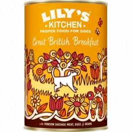 Lily's Kitchen - Great British Breakfast
