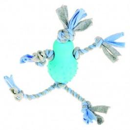 Legetøj i gummi og fleece