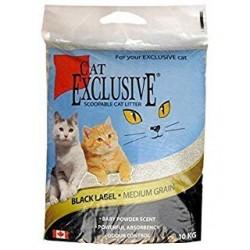 Cat Exclusive klumpende kattesand  15kg.