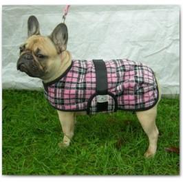 Foggy Mountain Snuggler Frenchie Pink tern