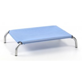 Hi-K9 seng med net betræk str. M