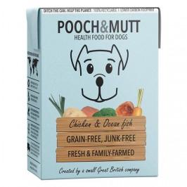 Pooch & Mutt vådfoder  - Produceret i England