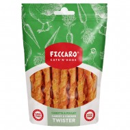 Ficcaro Carrot & Chicken Twister