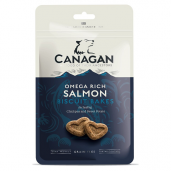 Canagan Salmon dog Bisquit bakes- produceret i EU