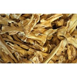 Tørret lammehovedhud - Produceret i EU