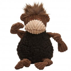 Hugglehound Flufferknottie Monica the Monkey