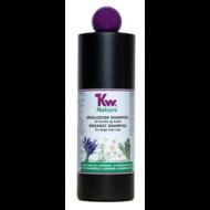 Økologisk Shampoo med kamille, lavendel og rosmarinolie
