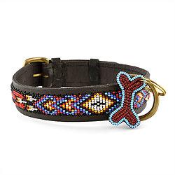 Kampuni halsbånd - Kiowa Black