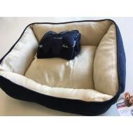 Hundeseng - med tilbehør