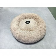 Fluffy hunde- eller katteseng - Beige