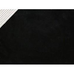 Vet bed tæppe sort