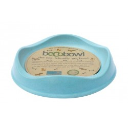 Beco bowl skål til kat - miljøvenligt og uden plast