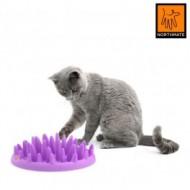 Catch - interaktiv madskål til katten -