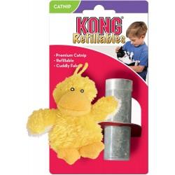 Kong Refillables - kattelegetøj med catnip
