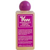 KW krokodille-olie shampoo til hunde og katte