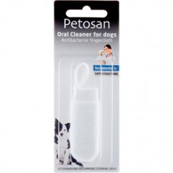 Petosan Oral Cleaner - fingertandbørste til hunde